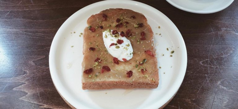 食パン専門店『LeBRESSO』が丹精込めてつくる、コーヒーの美味しさが引き立つ「極上トースト」。