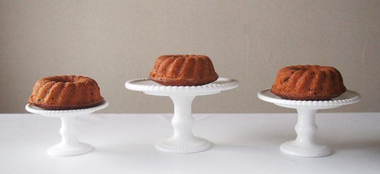 プレゼントしたら喜ばれること間違いなし!マリー・アントワネットも愛した焼き菓子「クグロフ」のレシピ。