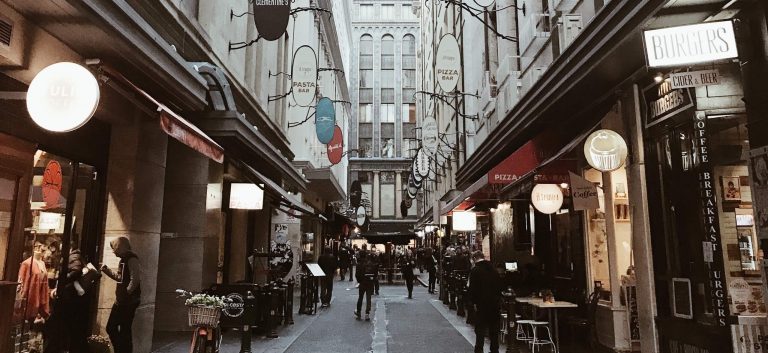 世界一のカフェの街、オーストラリア・メルボルンで出会った独自のコーヒー文化とスイーツ事情。